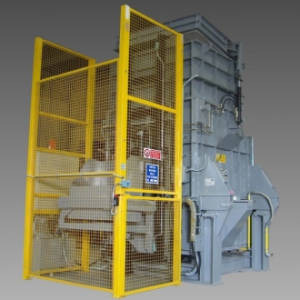 Tilting Melting stalk furnace